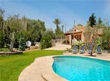 Pool und Finca Mallorca 4 Personen PM 3842
