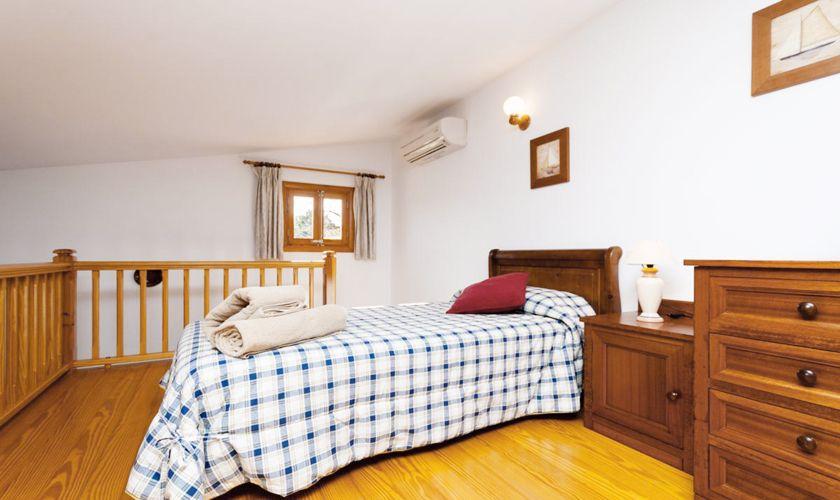Schlafgalerie Finca Mallorca Norden PM 3843