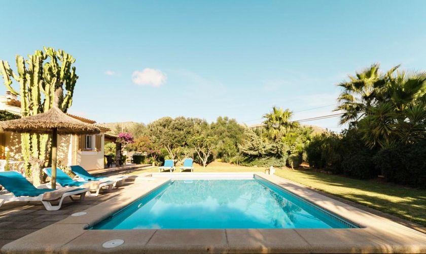 Pool und Finca Mallorca PM 3843