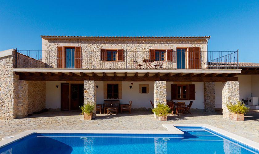 Pool und Finca Mallorca Norden PM 3844