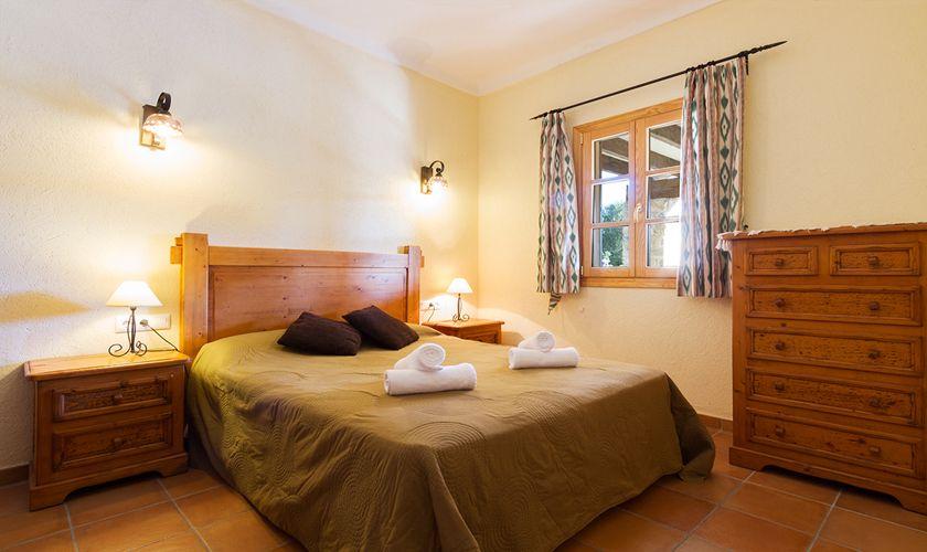 Schlafzimmer Ferienhaus Mallorca 6 Personen PM 3844