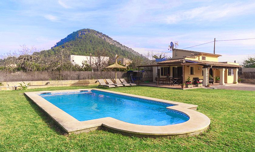 Pool und Finca Mallorca 4 Personen PM 3845