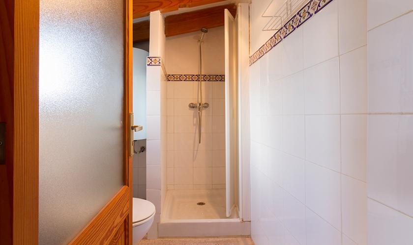 Badezimmer Finca Mallorca mit Pool PM 3846