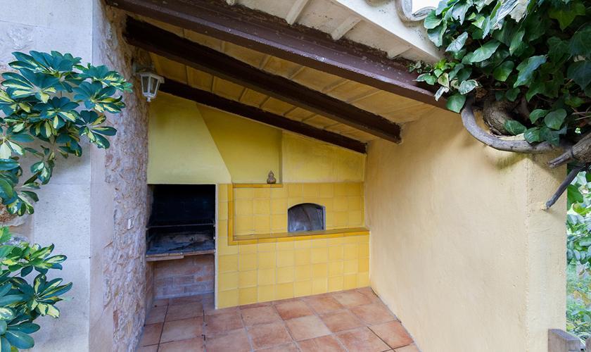 Barbecue Finca Mallorca für 8 Personen PM 3846