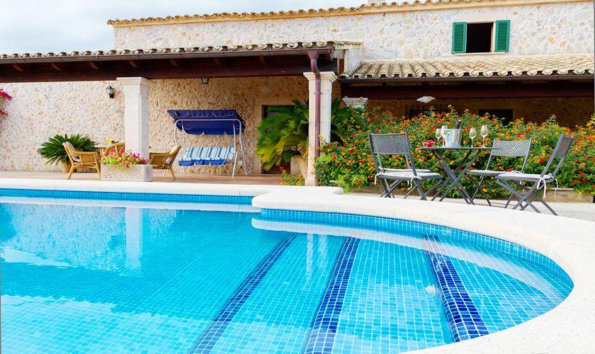 Pool und Ferienfinca Mallorca 8 Personen PM 3846