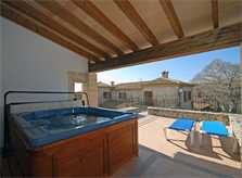 Yacuzzi Finca Mallorca PM 384 für 10 Personen