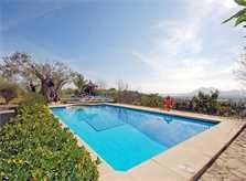 Poolblick Ferienfinca Mallorca PM 384 für 10 Personen