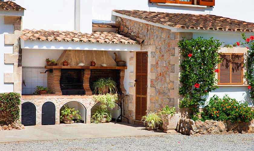 Barbecue Finca Mallorca 8 Personen PM 3855