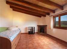 Schlafzimmer Finca Mallorca Norden PM 3857