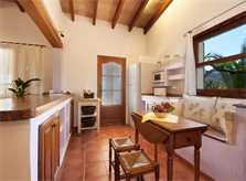 Küche Finca Mallorca Norden PM 3857