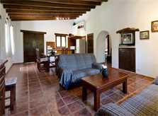 Wohnraum Finca Mallorca für 4 Personen PM 387