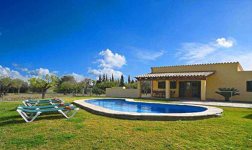 Pool und Ferienfinca Mallorca PM 3882