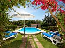 Pool und Finca Mallorca Pollensa PM 3891