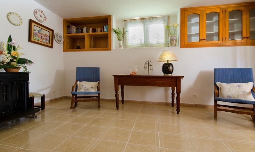 Eingangshalle Finca Mallorca Norden PM 3892