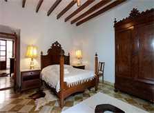 Schlafzimmer Ferienhaus Pollensa 6 Personen PM 3898