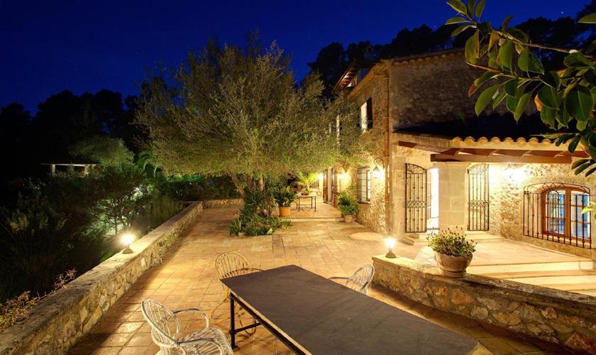 Terrasse Finca Mallorca PM 3910
