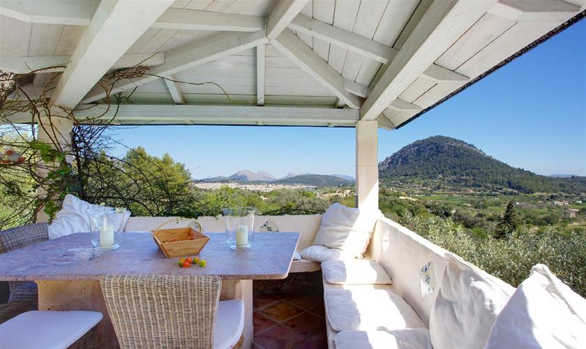 Terrassen Finca Mallorca PM 3910