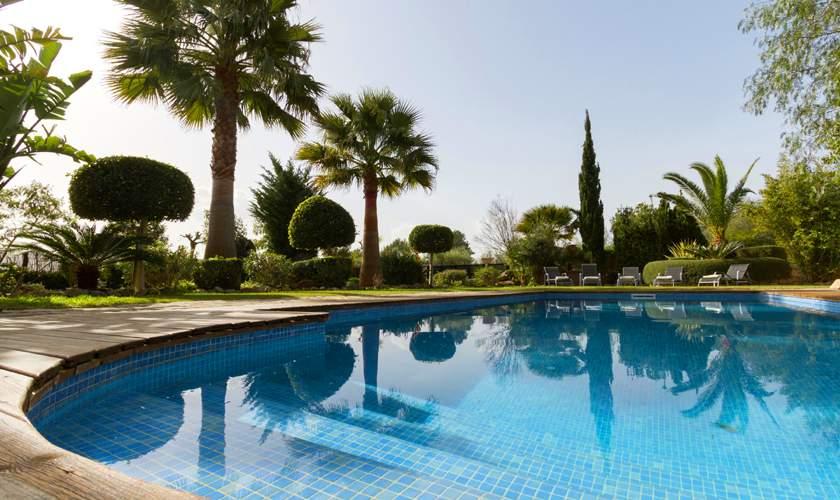 Pool der Finca Mallorca Norden PM 3925