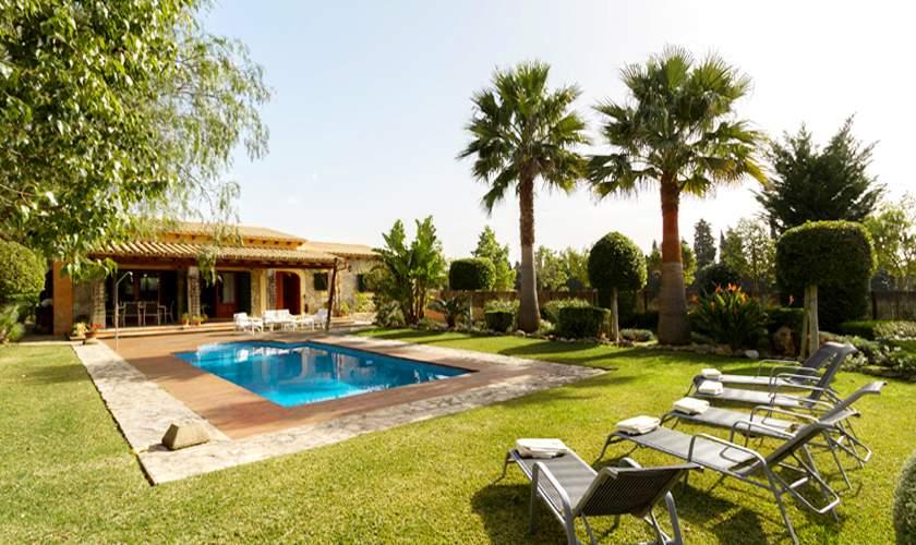 Pool und Ferienfinca Mallorca 6 Personen PM 3925