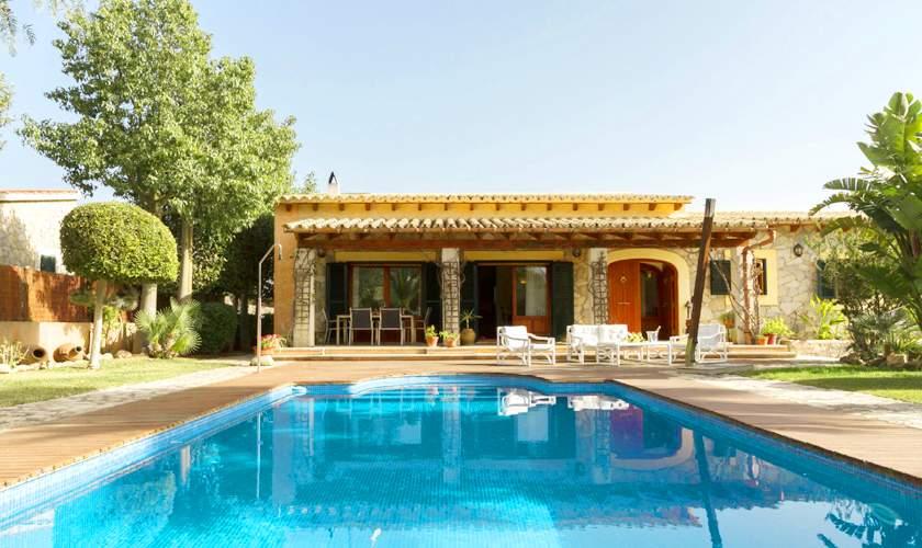 Pool und Finca Mallorca Norden Pm 3925