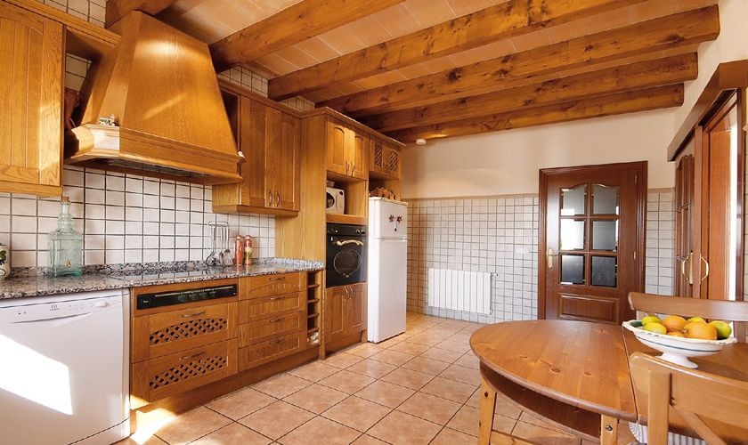 Küche Ferienhaus Mallorca Nordküste PM 3926