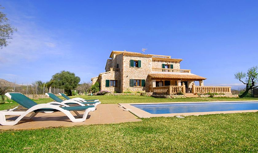 Pool und Finca Mallorca Nordküste PM 3926