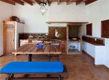 Außenküche Finca Mallorca 4 Personen PM 3928