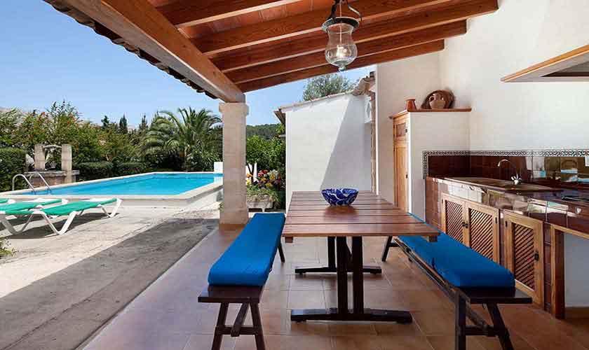 Barbecu Finca Mallorca 4 Personen PM 3928