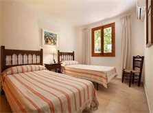 Schlafzimmer Finca Mallorca 4 Personen PM 3928