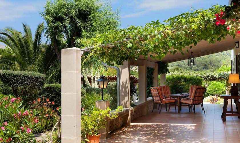 Terrasse Finca Mallorca 4 Personen PM 3928