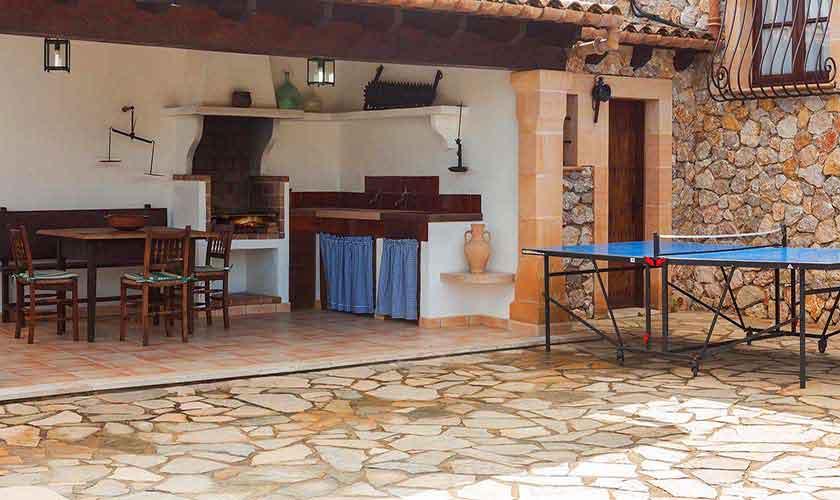 Tischtennis Finca Mallorca Norden PM 3929