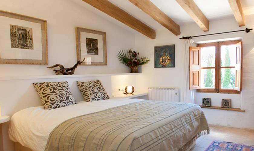 Schlafzimmer Ferienhaus Mallorca Pollensa PM 397