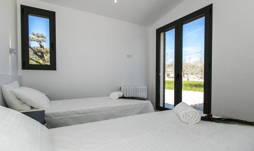 Badezimmer Ferienhaus Mallorca Norden PM 3981
