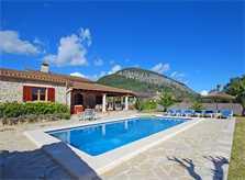 Pool und Ferienfinca Mallorca für 8 Personen PM 398