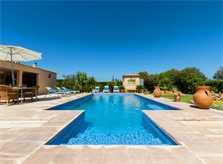 Pool und Finca Mallorca Pollensa PM 3997
