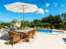 Pool Finca Mallorca Pollensa PM 3997