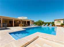 Pool und Finca Mallorca Norden PM 3997