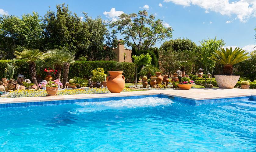 Pool Finca Mallorca Norden PM 3997