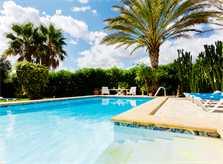 Pool der Finca Mallorca Norden PM 3998