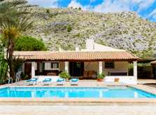 Pool und Finca Mallorca Norden PM 3998
