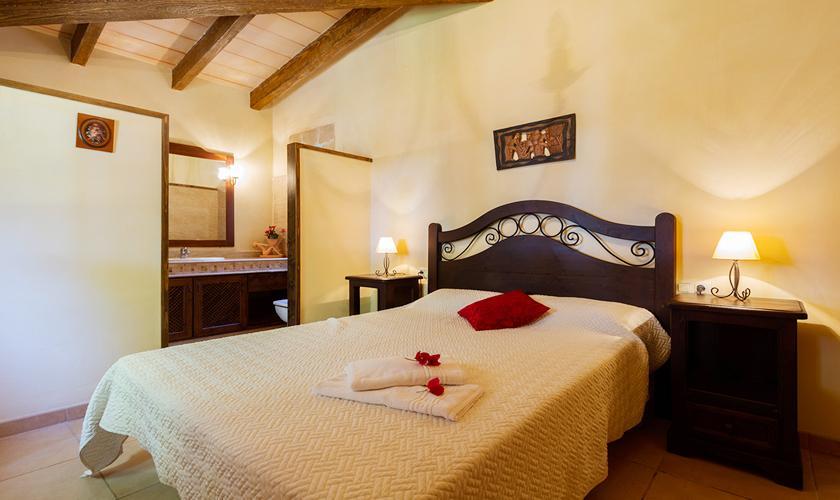 Schlafzimmer Finca Mallorca Norden PM 3999