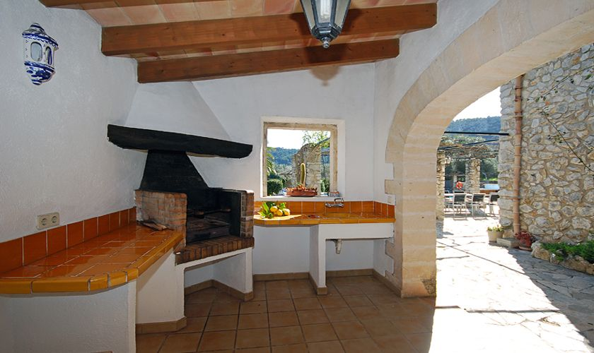 Barbecue Finca Mallorca für 10 Personen PM 399