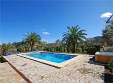 Pool Finca Mallorca Pollenca PM 399