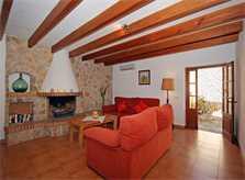 Wohnraum Finca Mallorca für 10 Personen PM 399