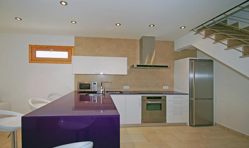 Küche Finca Mallorca PM 422 für 6 Personen