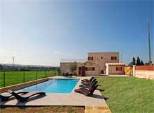 Pool und Finca Mallorca PM 422 für 6 Personen