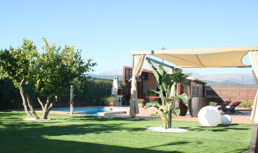 GartenFinca Mallorca 2 Personen PM 426