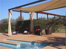 Pool und Terrasse Finca Mallorca 2 Personen PM 426