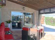 Überdachte Terrasse Finca Mallorca 2 Personen PM 426