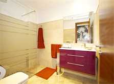 Badezimmer Ferienvilla Mallorca Norden PM 4272